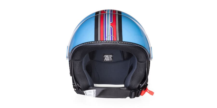 casco vespa interiores